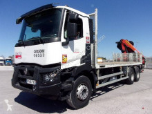 Camião estrado / caixa aberta estandar Renault