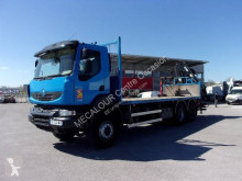 Camion Renault Kerax 430.26 DXI plateau standard occasion