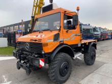 Unimog flatbed truck U1600