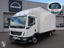 MAN TGL 8.190 4X2 BL E6 Koffer 6,10m Klima AHK truck used box