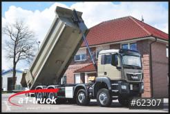 MAN TGS 41.500 BB 8x8 Allrad Kipper Langendorf truck used tipper
