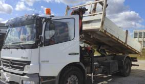Camion benne Mercedes Atego