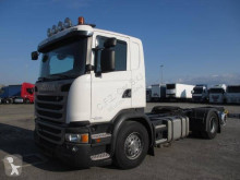 Camion Scania G 450 châssis occasion