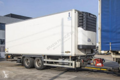 Chereau CHEREAU+CARRIER MAXIMA1300+D'HOLLANDIA 2.5t truck used multi temperature refrigerated