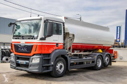 MAN TGS 26.360 truck used oil/fuel tanker