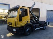 Kamión hákový nosič kontajnerov Iveco Eurocargo 120 E 28