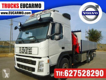 Camion plateau Volvo FM 440