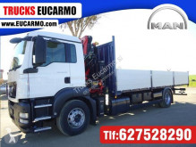 Camion MAN TGS 18.320 plateau occasion
