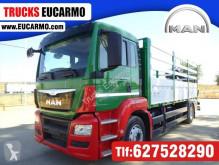 Camião MAN TGM 18.290 estrado / caixa aberta usado
