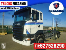 Camion Scania R 420 polybenne occasion