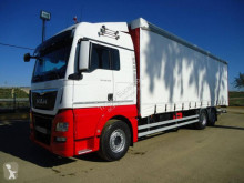 Camion rideaux coulissants (plsc) MAN TGX 26.440