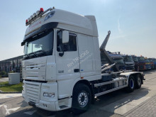 Lastbil DAF XF105 polyvagn begagnad