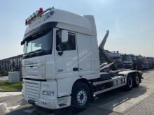 Kamion DAF XF105 vícečetná korba použitý