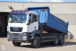 Vrachtwagen MAN TGS 33.440 tweedehands kipper