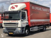 DAF CF truck used tautliner