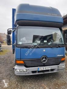 Camión lona corredera (tautliner) Mercedes Atego 815