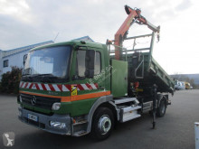 Camion Mercedes Atego 1323 tri-benne occasion