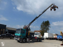 Mercedes Actros 2643 truck used hook arm system