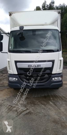 Camion DAF LF55 55.250 Teloni scorrevoli (centinato) usato