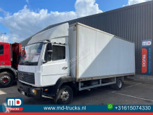 Camion Mercedes 814 fourgon occasion