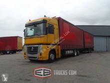 Kamion Renault AE posuvné závěsy použitý