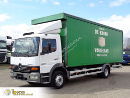 Camion Mercedes Atego 1523 fourgon brasseur occasion