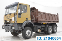 Iveco three-way side tipper truck Eurotrakker 260E37