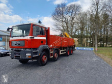Camion MAN TGS 33.360 plateau occasion