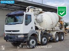 Teherautó Renault Kerax 420 használt betonkeverő beton