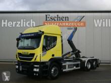 Iveco emeletes billenőkocsi teherautó AT260 S 42 6x2 Lift/Lenk, 132 TKM, Palfinger T20