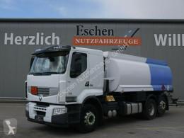 Camion citerne Renault 430 DXI 6x2 Willig A3*3Kammern*Oben/Unten*LGBF