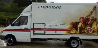 Veículo utilitário armazem Mercedes Sprinter 416