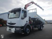 Renault three-way side tipper truck Midlum 270.16 DXI