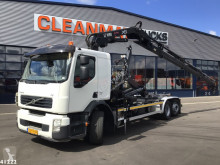 Volvo FE 320 truck used hook lift