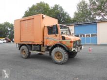 Camion Mercedes Unimog 437/20 (U1450), Allrad 4x4 fourgon occasion