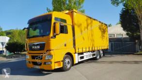 Camión lonas deslizantes (PLFD) MAN TGX 26.480