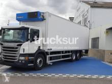 Camião frigorífico mono temperatura Scania P 320