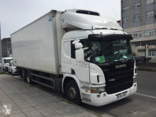 Scania refrigerated truck P 420