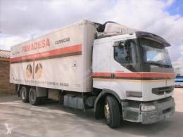 Camion frigo multi température Renault Premium 385