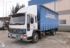 Lastbil Volvo FL6 14 glidende gardiner brugt