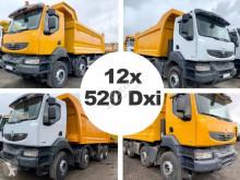 Renault billenőkocsi alapozáshoz teherautó Kerax 520 DXI
