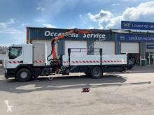 Kamion Renault Midlum 280 DXI plošina bočnice použitý