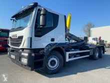 Camion polybenne Iveco Stralis 360