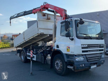 DAF CF75 310 truck used construction dump