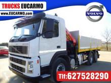 Camión caja abierta Volvo FM9