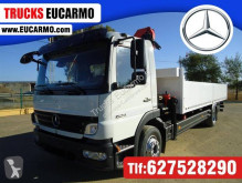 Mercedes truck used flatbed