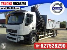 Camión caja abierta Volvo FL 240