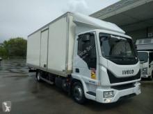 Iveco plywood box truck Eurocargo 100 E 19