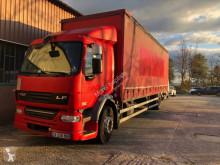 Camion DAF LF55 250 rideaux coulissants (plsc) occasion