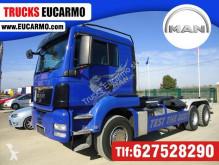 Camión Gancho portacontenedor MAN TGS 26.440